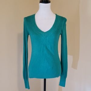 Green Express sweater